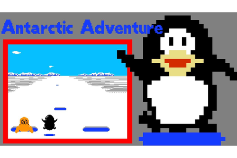 Antarctic Adventure (FC) - YouTube