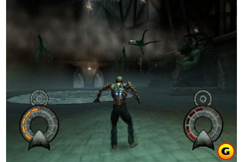 Download Shadow Man - Second Coming PS2 Full Version Iso ...