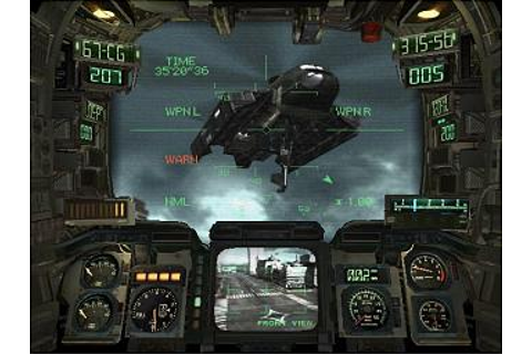 Screens: Steel Battalion: Line of Contact - Xbox (2 of 26)