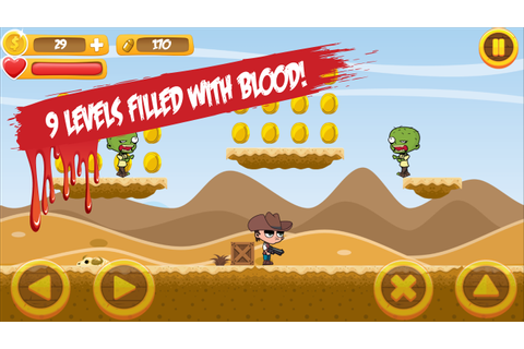 Cowboy Zombies Shooting Games - Android Apps on Google Play