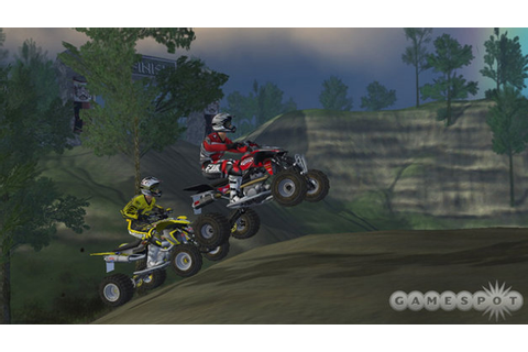 MX vs. ATV Unleashed Game | PS2 - PlayStation