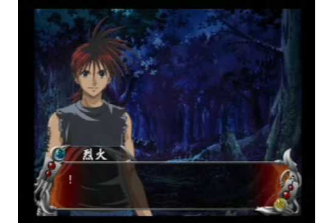 Flame of Recca PS2 Game Video 1 - YouTube