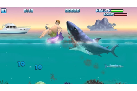 Hungry Shark 2 mobile game for Android | New Vijay: Leaked ...