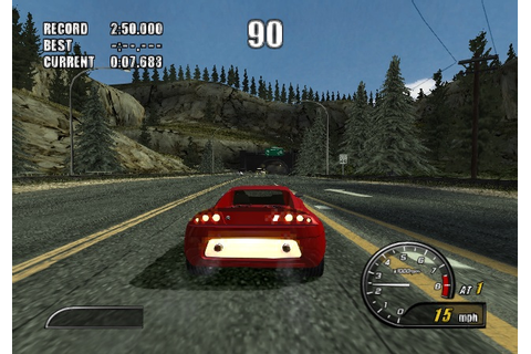 Burnout 2 Point of Impact PS2 GAME ISO - DLTKU