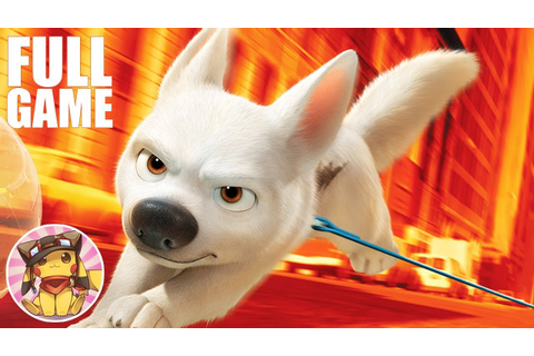 Disney's BOLT - The Superdog - Full Movie Game Walkthrough ...