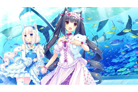 NEKOPARA Vol. 1 - Download Free Full Games | Adventure games