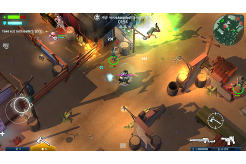 Space Marshals Review | TouchArcade