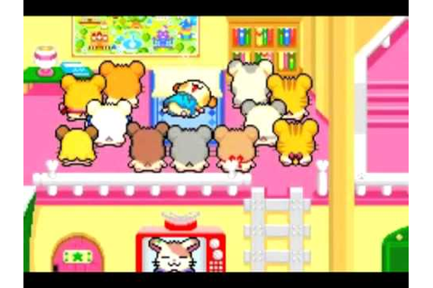 Classic Game Gems: Hamtaro Rainbow Rescue 15 Minutes Game ...