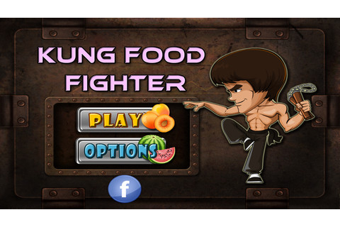 Kung Food Fighter iPhone Game Review - Appbite.com