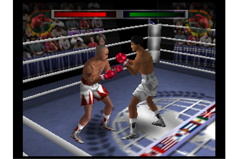 Knockout Kings 2000 (Europe) ROM
