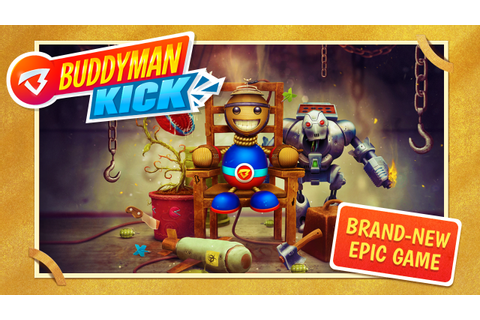 Buddyman: Kick: Amazon.co.uk: Appstore for Android