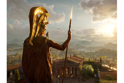 Assassins Creed Odyssey E3 2018 Game-1920x1440 Download ...