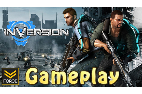 Inversion (PC Gameplay) - YouTube