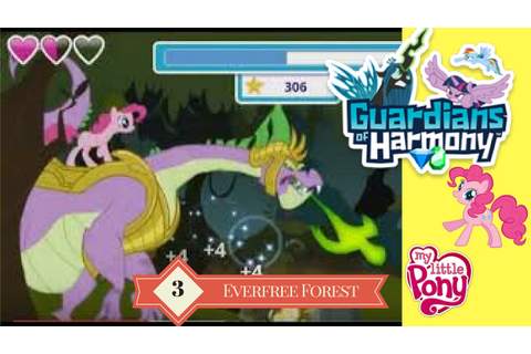 My Little Pony Guardians of Harmony Game - MLP Game ...