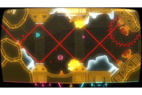PixelJunk SideScroller Review (PSN) – The Average Gamer
