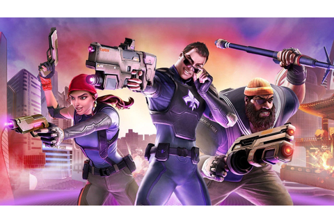 Agents of Mayhem Review - IGN
