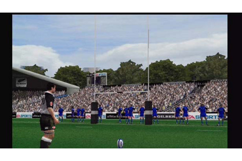 Rugby 2005 Game | PS2 - PlayStation