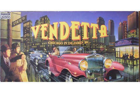 Vendetta | Board Game | BoardGameGeek