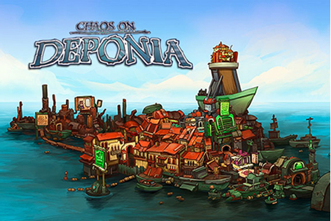 3rd-strike.com | Chaos on Deponia – Review