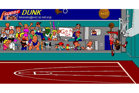 Super Slam Dunk Basketball