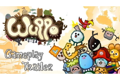 Wuppo Gameplay Trailer - PEGI - YouTube