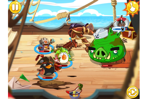 Angry Birds Epic - screenshots gallery - screenshot 3/10 ...