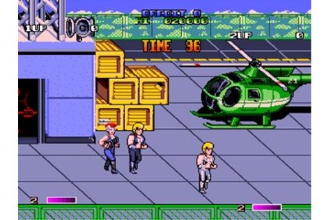 Double Dragon II: The Revenge Game Download