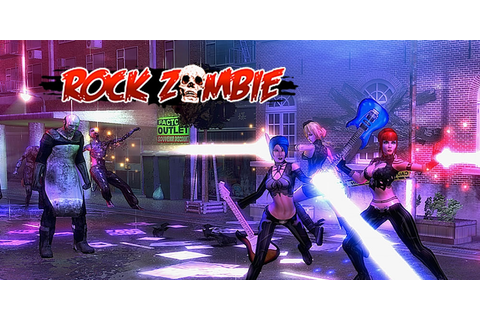 Rock Zombie | Wii U download software | Games | Nintendo
