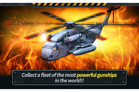 Gunship Battle Helicopter 3D v2.4.30 Mod APK Free Download