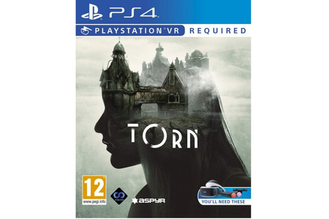 Torn VR - PS4 Game/PSVR Game | Public