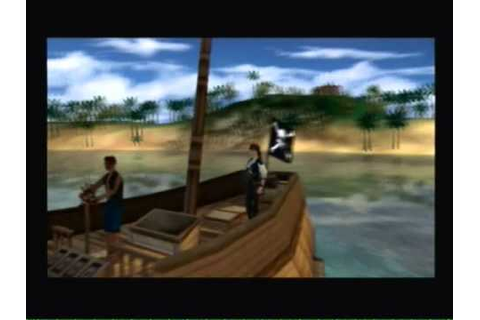 Pirates: The Legend of Black Kat (PS2), part 1 (In Mother ...
