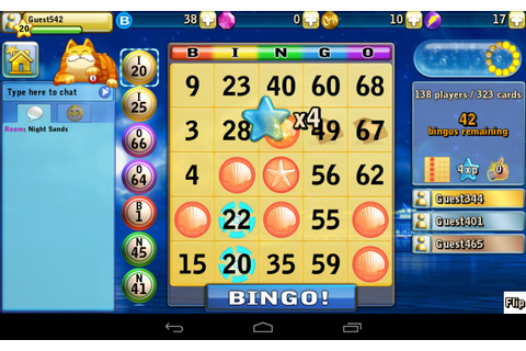 Bingo Beach 1.3.5 APK Download - Android Card Games
