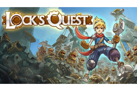 Lock's Quest PC Game on Android APK Download - YouTube