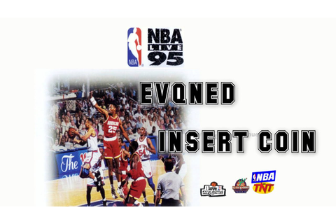 NBA Live 95 - PC (1994) - EVQNED - All-Star Game ...