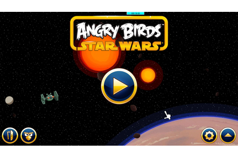 Angry Birds Star Wars Game | Mawut Game
