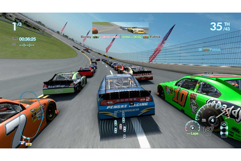 NASCAR The Game: Inside Line [w/video] - Autoblog