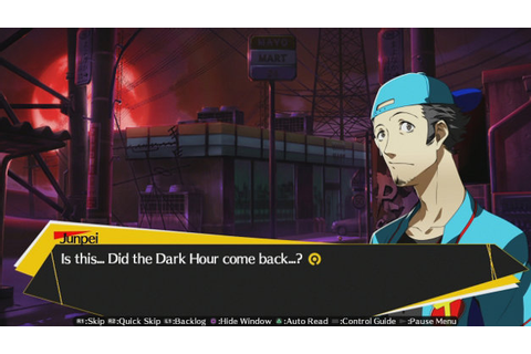 Persona 4 Arena Ultimax Game | PS3 - PlayStation