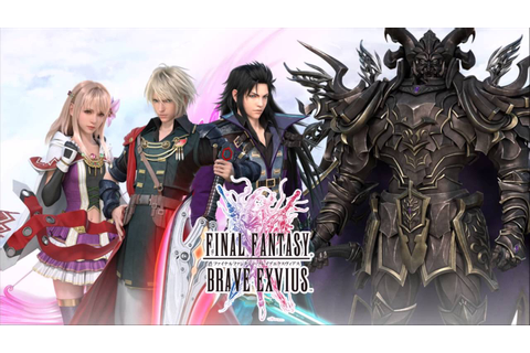 Final Fantasy Brave Exvius OST - DUEL ! - YouTube