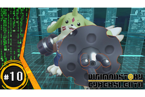 Digimon Story Cyber Sleuth Ep 10: A Game, a Bug, and an ...