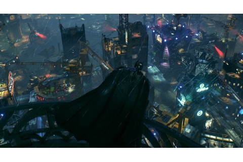 Arkham Knight's one dark night of chaos, control, and ...