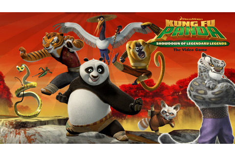 Kung Fu Panda: Showdown of Legendary Legends - Po [Xbox ...