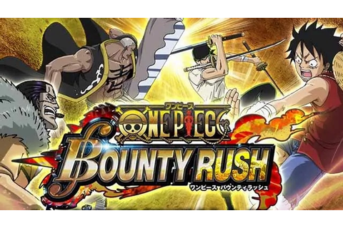 ONE PIECE Bounty Rush APK v1.0.9 Android Game Download