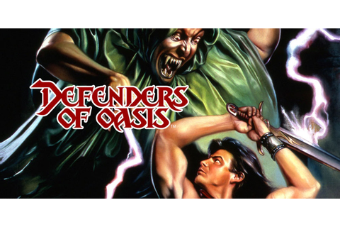 Defenders of Oasis™ | SEGA Game Gear | Spiele | Nintendo