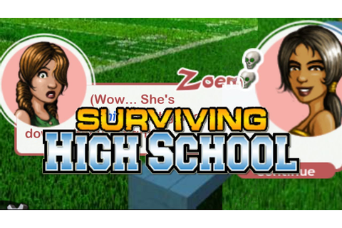 Surviving High School Paid - iPhone Gameplay - YouTube