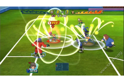 Inazuma Eleven GO Strikers 2013 - Tai game | Download game ...