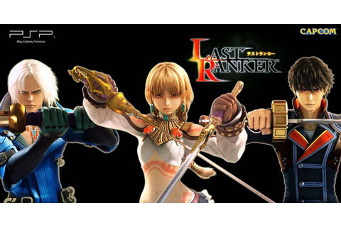 Download Last Ranker PPSSPP ISO for Android (English Patch ...