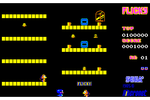 Download Flicky (Genesis) - My Abandonware