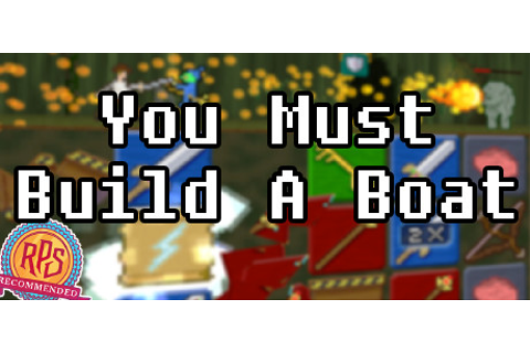 You Must Build A Boat on Steam