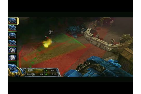 Warhammer 40,000: Squad Command Sony PSP Gameplay - Later ...