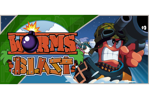 Worms Blast on Steam